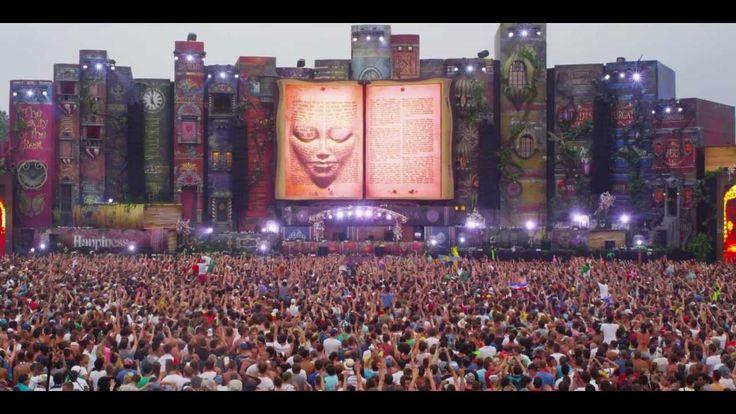 Tomorrowland 2012   official aftermovie (+lista de reproducción)