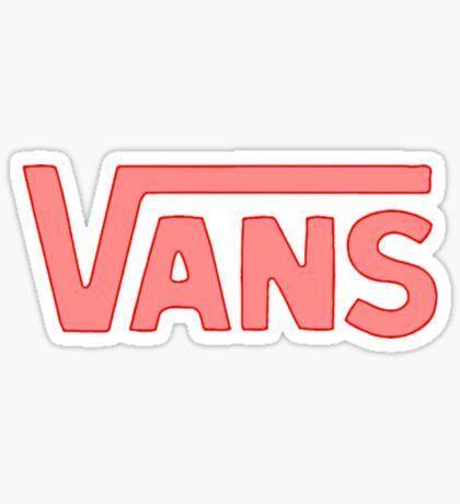 Tumblr Wallpapers – red vans Sticker