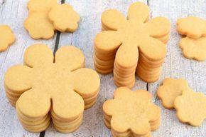 Recept suikerkoekjes: hét recept voor koekjes die niet uitlopen. Perfect al basis voor het decoreren van koekjes met royal icing.