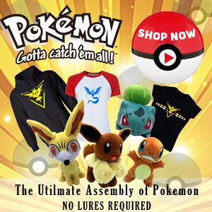 Pokemon related products, gotta catch em all!  http://www.planetgoldilocks.com/gifts.htm #pokemon #gifts #shopping #games