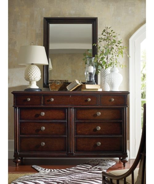 British Colonial 9 Drawer Dresser Dressers Amp Chests At