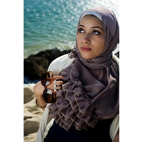 Hijabi Muslim