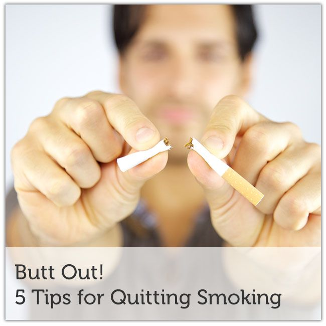 If your New Year's resolution is to quit smoking check out this article. Tips for Quitting Smoking