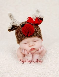 Sweet Reindeer crochet