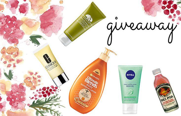 Το νέο μας beauty giveaway έχει στόχο να κάνει τη ρουτίνα ομορφιάς σου μια άκρως απολαυστική διαδικασία! Beauty giveaway με δώρο 5 top προϊόντα περιποίησης!
