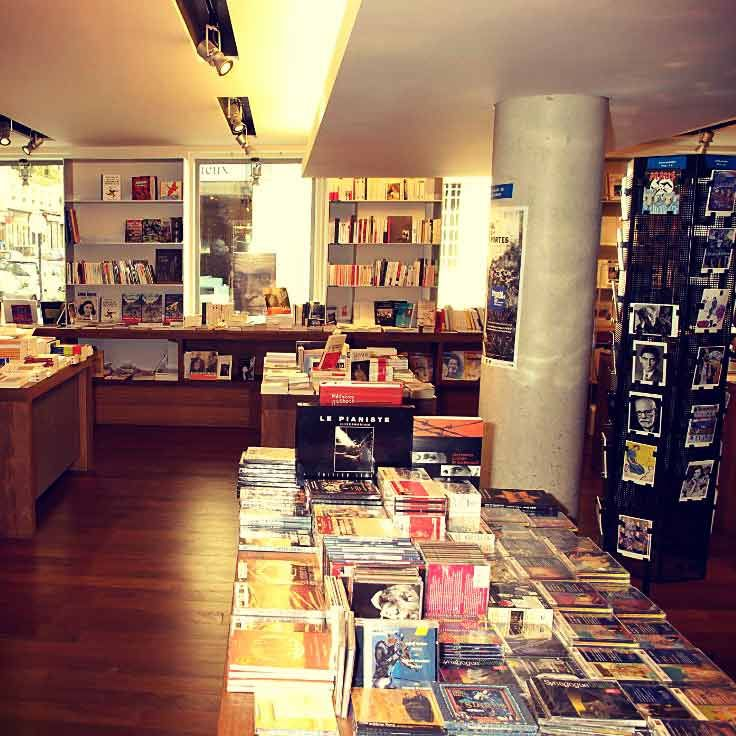 Les activités du Mémorial : La librairie