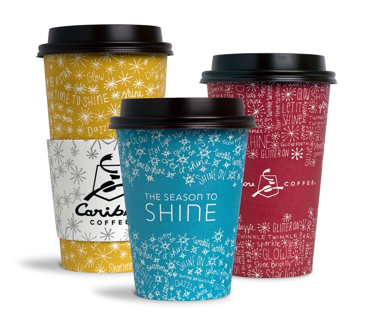 online shopping stores holiday cups  Loving the seasonal cups  very Christmas like and i love the hand rendered illustrations and type