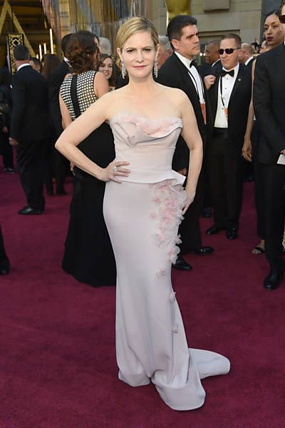 """Jennifer Jason Leigh, indicada para atriz coadjuvante por """"Os Oito Odiados"""""""