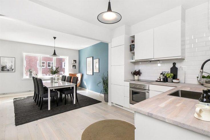 (72) FINN – Fagerborg/Majorstuen: Lekker 4-roms med balkong. Nyoppusset med moderne kjøkken, delikat bad, optimal planløsning og lyse overflater. Garasjemulighet*