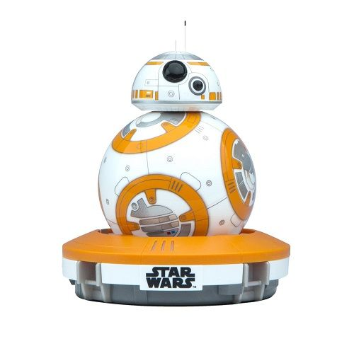 The Force Awakens with the newest add-on in the Star Wars Collection, meet BB-8 Droid by Sphero. Star Wars & their fans have been around for light years,