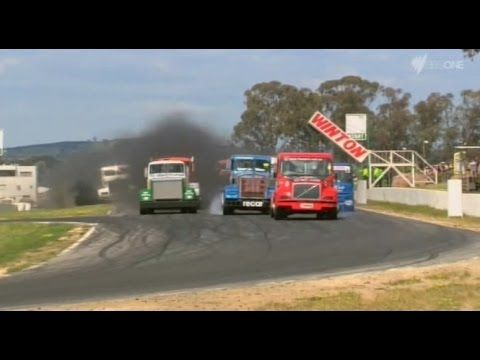 2014 Australian Super Truck Racing - Winton - Round 3
