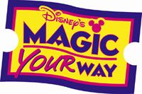 Discounted Park tickets - Disney Magic Your Way Tickets