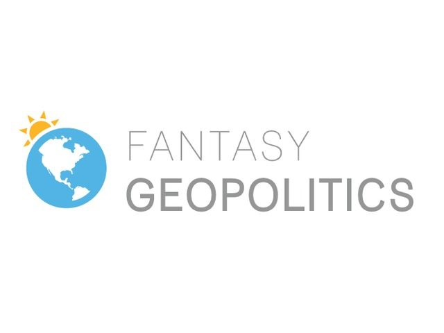 Fantasy Geopolitics by Eric Nelson — Kickstarter.  The lightweight social learning game that follows countries and world leaders as they compete for news headlines.