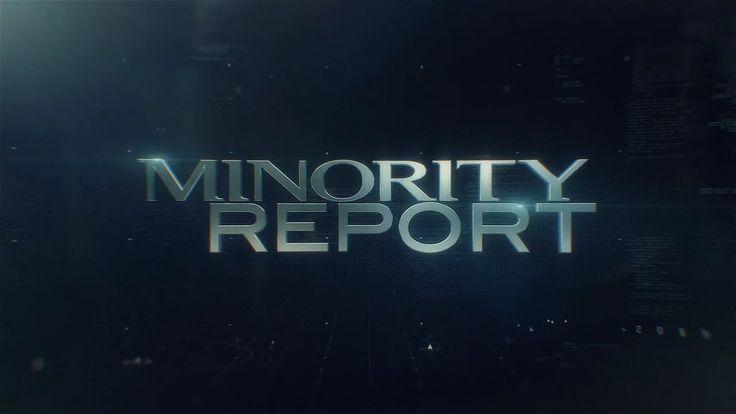 Minority Report Main Titles