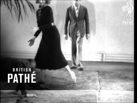 Bob Gregory Aka Woman Judo Self Defence (1937) - YouTube
