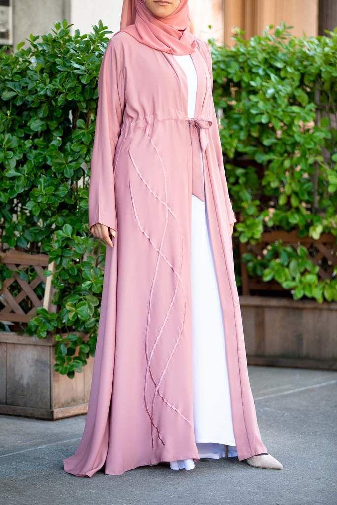 صور عبايات سعودية 2014 صور عبايات سودا مودرين 2014 Fashion Spring Fashion Trends Fashion Trends