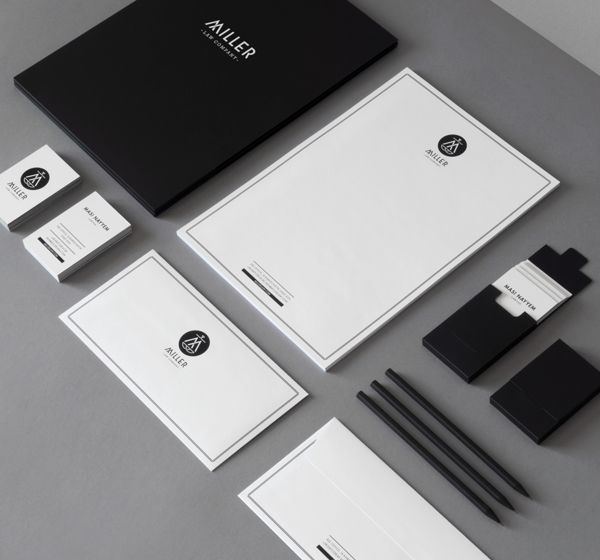 Miller Law Company on Behance