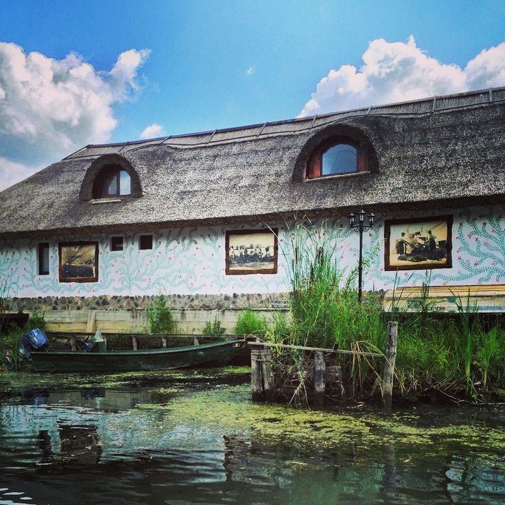 Boarding House in Crisan village, Tulcea - Danube Delta