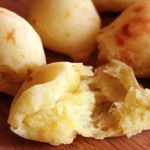 もっちもち!米粉でじゃが芋ポンデケージョ+by+りょーーーこさん+|+レシピブログ+-+料理ブログのレシピ満載! もっちもち♥  朝食やおやつにもピッタリ!  一度食べてみてください❤  はまっちゃいます★