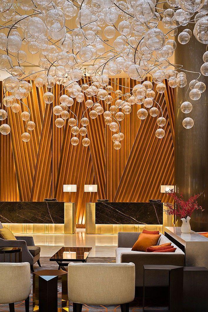 Die besten 25+ Innendesign für Hotellobbys Ideen auf Pinterest - hotelzimmer design mit indirekter beleuchtung bilder