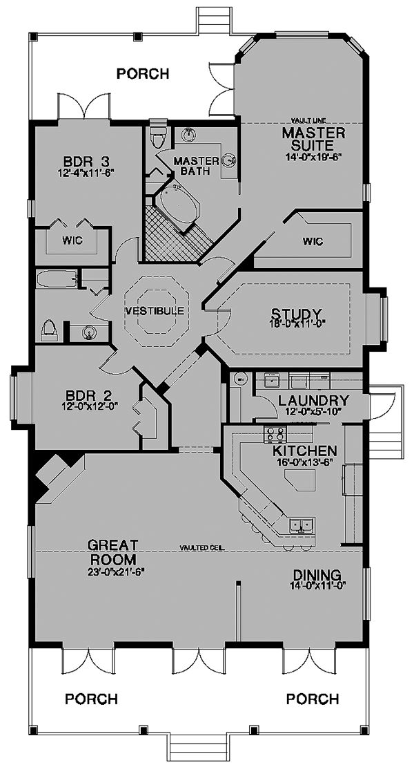79 best images about floor plans on pinterest house for Colonial floor plans open concept