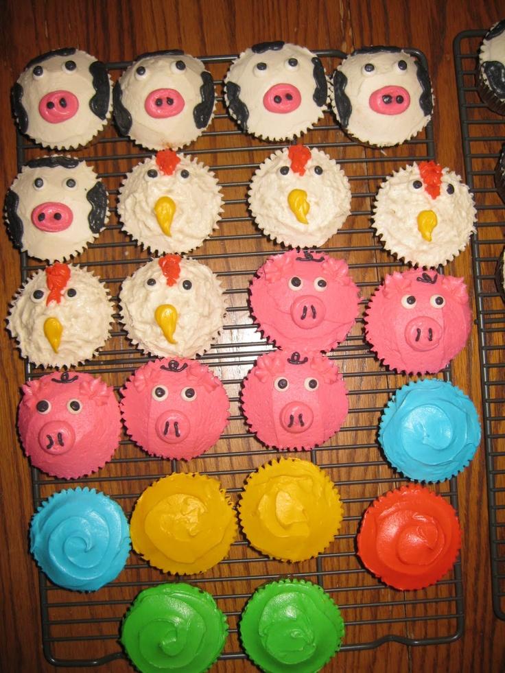 Farm Yard Baby Shower Lollicakes Farm Baby Shower
