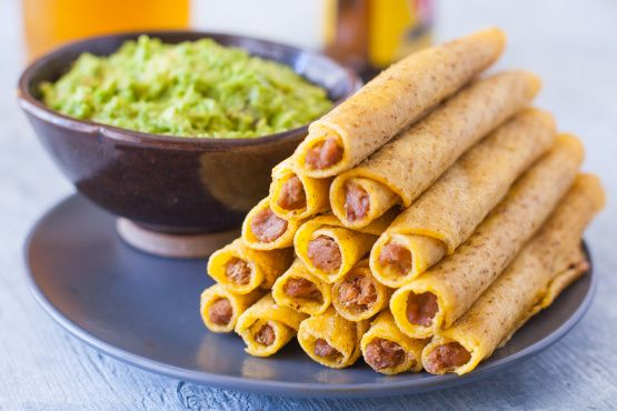 You'll never go back to frozen taquitos again.