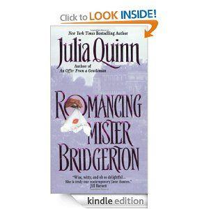 Amazon.com: Romancing Mister Bridgerton (Bridgertons) eBook: Julia Quinn, M. Deppisch: Books