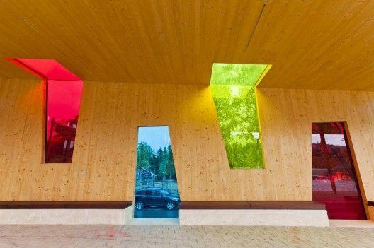 Schoolyard Pavilion/Holweck Bingen