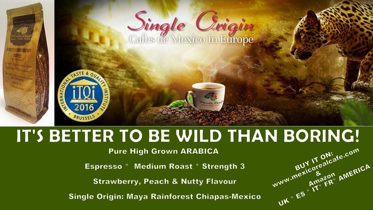 GOOD THINGS ARE WILD & FREE! https://mexicorealcafe.com/store/ 100% ARABICA COFFEE FROM CHIAPAS MEXICO FRUITY, NUTTY & SWEET FLAVOUR  #streetart #graffiti #mural #coffeeshop #streetfood #market #mocha #icedcoffee #cupcakes #barista #sexy #london #tokyo #canada #america #flag #wine #food #euro #belgium #paris #apple #twitter #facebook #instagram #motivation #tasty #fruit #coffee #espresso #caffe