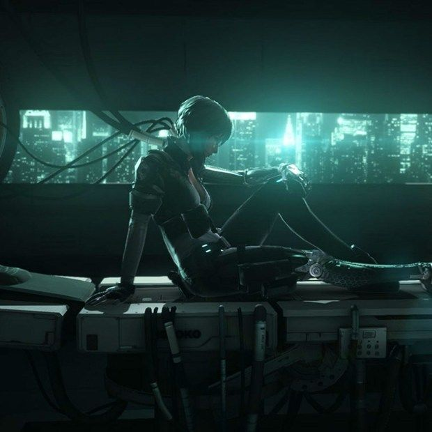 Ghost in the Shell: First Assault gameplay revealed in first trailer (Wired UK)