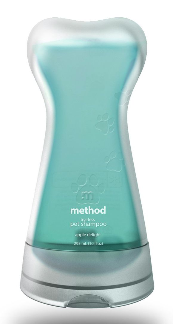 Details we like / METHOD Pet Shampoo / Frosted / Transparent / by Debbie Lin, via Behance