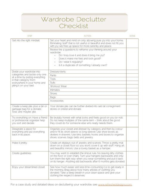 17 best images about simple living on pinterest student for Minimalist living checklist