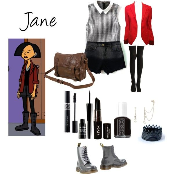Jane Lane by hajimo on Polyvore featuring polyvore, fashion, style, Balenciaga, Dr. Martens, VIPARO, NYX, Christian Dior, Lord & Berry and Essie