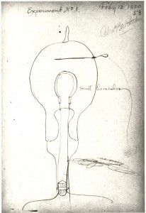 Sketch of Light Bulb