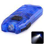 Nitecore T Series Rechargeable USB LED Flashlight Key - chain Tube Light (45LM 2…