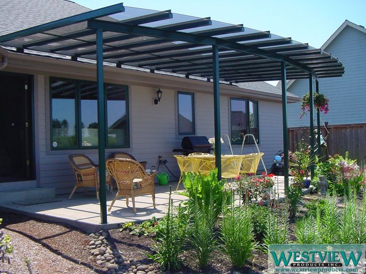 Decorating With Metal Patio Covers   Arcipro Design