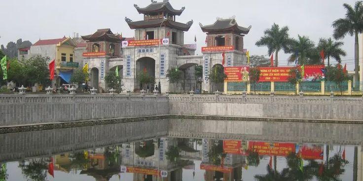 Живописный ландшафтный комплекс, Hoa Lu и Tam Coc на 1 день