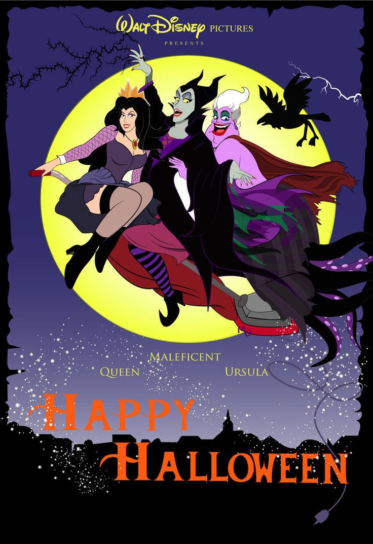 535 best Disney Halloween Toons images on Pinterest | Disney ...