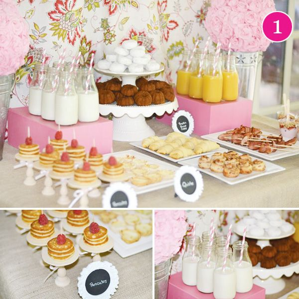 Pink Brunch Party