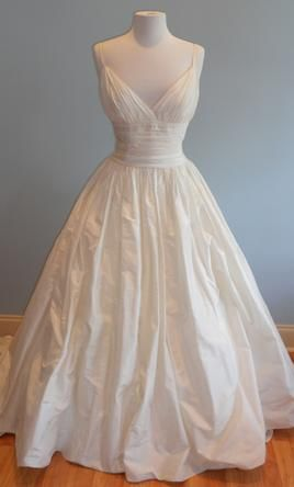 Sample Priscilla of Boston Wedding Dress Sophie by Vineyard Collection, Size 10