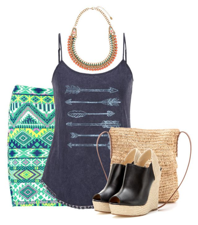 boho by jazminonly on Polyvore featuring maurices, Boohoo, Gucci, Bop Basics and Monsoon