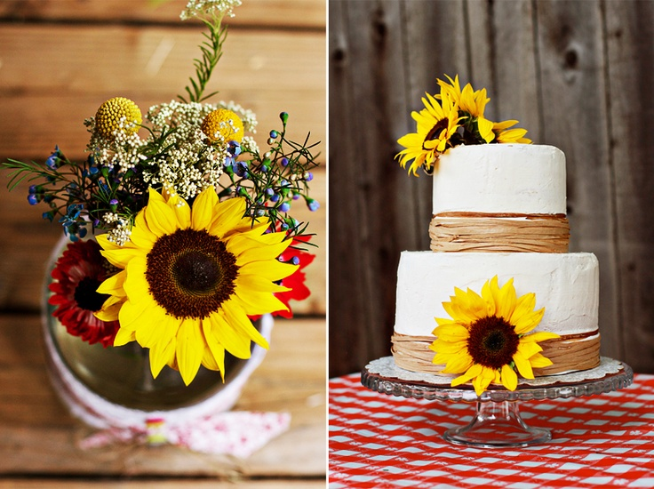 Creative Ideas: Backyard BBQ Wedding Shower