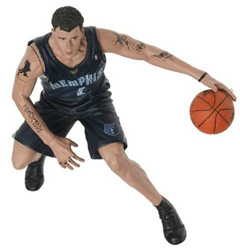 McFarlane Toys NBA Sports Picks Series 7 Action Figure Jason Williams Memphis Grizzlies Blue Jersey *** Details can be found by clicking on the image.