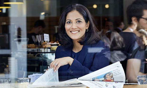 Mishal Husain on being the first Muslim presenter of Today in the age of the