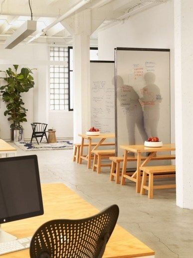 99 Co Working Space Design Ideas For Startup Office (151)
