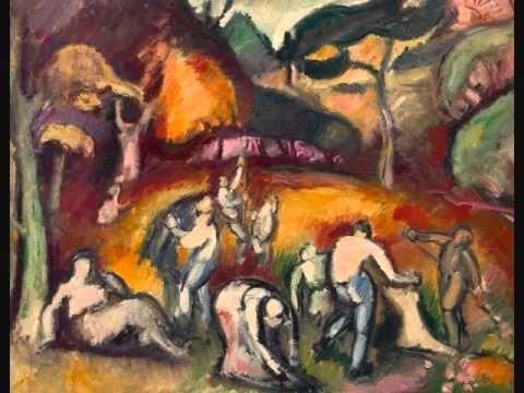 Olivier Messiaen - Fantaisie, for violin and piano [James Clark, Matthew Schellhorn] - YouTube