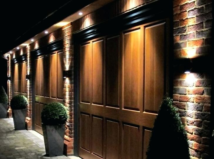 Exterior Lighting Ideas Diy Outdoor Lighting Garage Lighting Outdoor Garage Lights