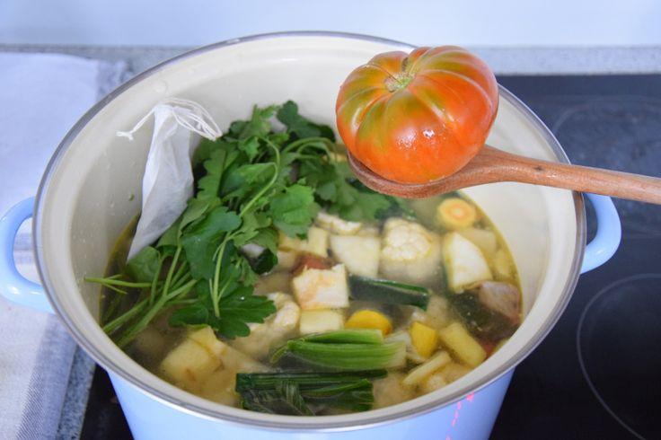 von kuechenereignisse.com  Winterabschieds-Gemüsesuppe