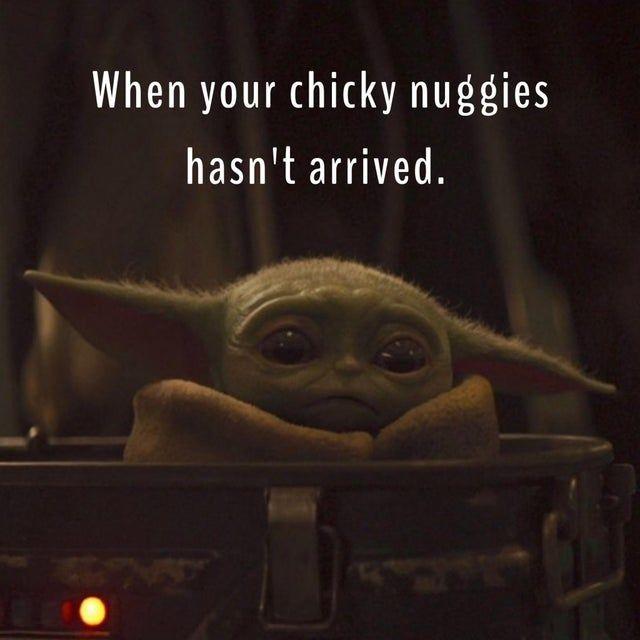 Force Choke Some One I Will Babyyoda Yoda Funny Yoda Meme Star Wars Humor